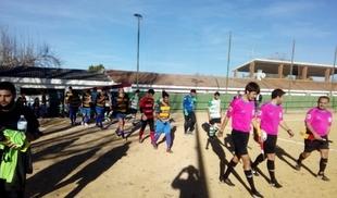 Bienvenida y Monesterio han disputado el `derbi´ comarcal en una jornada de descanso para los equipos de la Primera División Extremeña