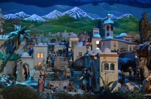 El Belén Monumental de Bodonal de la Sierra espera recibir a más de 25.000 visitantes