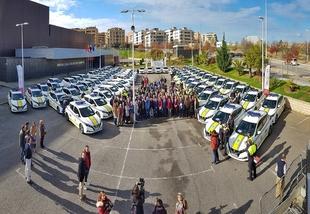 Higuera, Segura, Cabeza la Vaca y Fregenal reciben sus vehículos 100% eléctricos del Plan MOVEM de Diputación