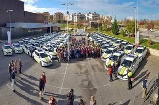 Bodonal, Calera, Fuente de Cantos, Monesterio y Montemolín reciben sus vehículos 100% eléctricos del Plan MOVEM de Diputación