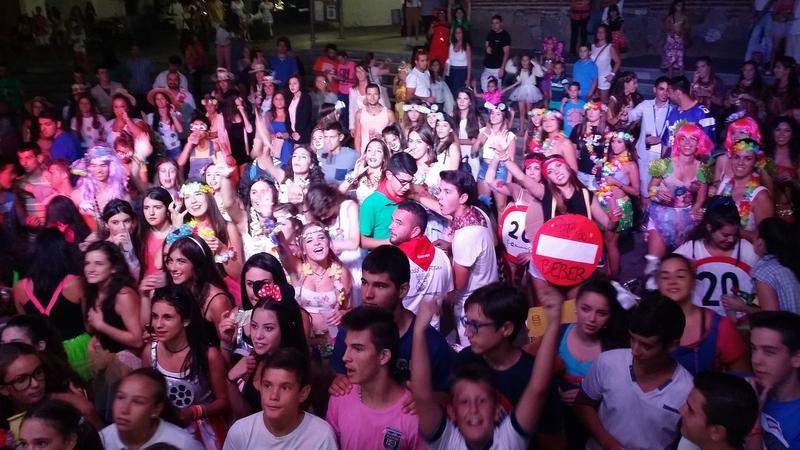 carnaval de verano badajoz