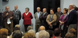 La Asociación de Pensionistas de Monesterio presenta su nueva Junta Directiva