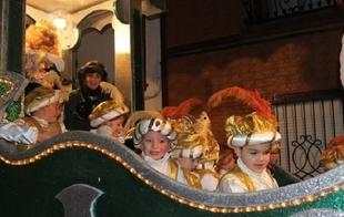 Los pueblos de la Comarca reciben a los Reyes Magos