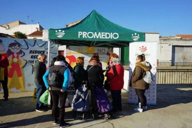 La Campaña del Consorcio Promedio llega a su recta final con actividades en Fregenal de la Sierra
