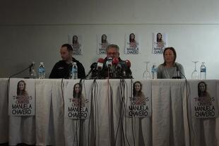 El dispositivo de búsqueda de Manuela Chavero realizado hoy resulta negativo