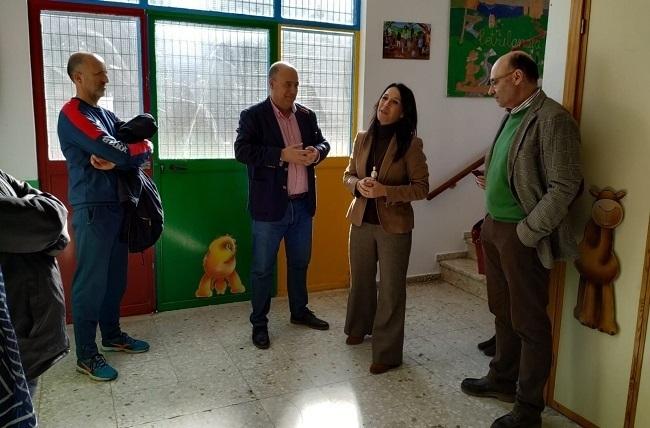 Más de 48.000 euros para mejoras eléctricas y de humedades en el colegio de Segura de León