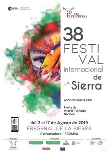 El XXXVIII Festival Internacional de la Sierra ya tiene cartel