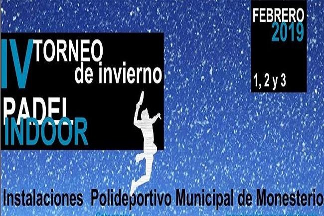La Asociación `Invierno de Pádel 2010´ prepara un nuevo torneo en Monesterio