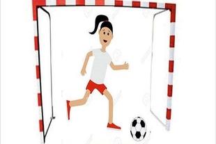 El fútbol femenino se cita esta tarde en el Pabellón de Segura de León