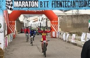 Los ciclistas más importantes se dieron cita en la `V FuenteCantos Bike´