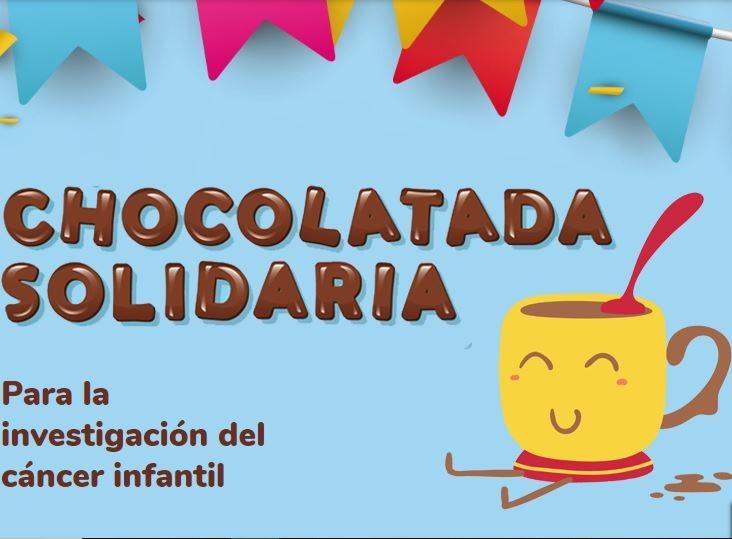 La AMPA de Fuentes de León organizará una chocolatada solidaria para la lucha del cáncer infantil