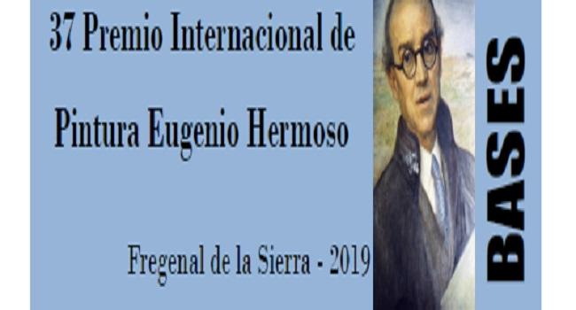 Fregenal de la Sierra celebra el 37 Premio Internacional de Pintura `Eugenio Hermoso´ (Consulte las bases)