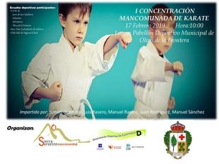 El club Oaki de Higuera la Real participará este domingo en la I Concentración Mancomunada `Sierra Suroeste´ de kárate