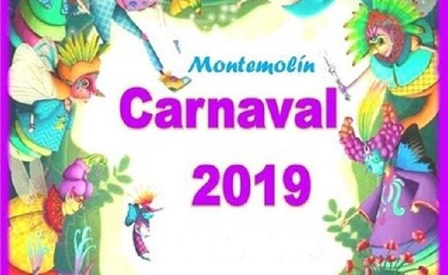 Montemolín celebrará su Carnaval con pasacalles, conciertos y comparsas