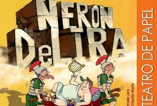 La obra de teatro `Nerón DeLira´ se representa este sábado en Monesterio