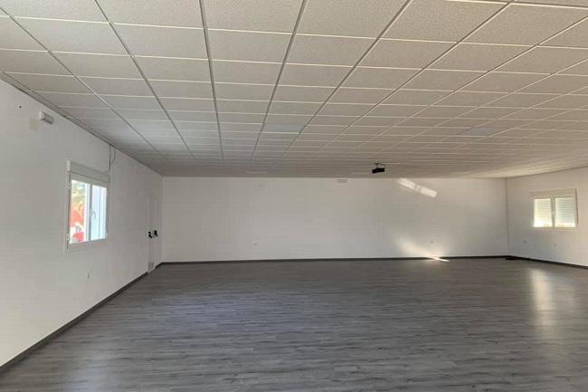 Calera de León estrenará muy pronto su nueva Sala Fitness
