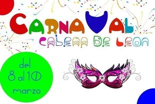Calera de León celebrará su carnaval entre el 8 y 10 de marzo