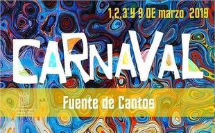 Comparsas, desfiles y conciertos en el Carnaval de Fuente de Cantos