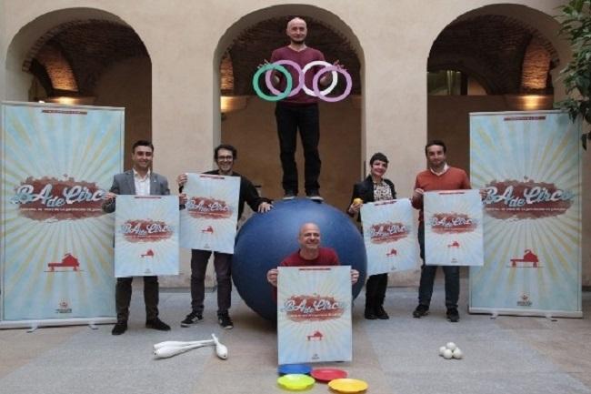 El circo llega Fregenal de la Sierra de mano de la Diputación de Badajoz