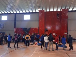 Segura de León albergará la final provincial de escalada y una jornada inclusiva en marzo