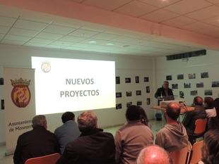 El Ayuntamiento de Monesterio presenta inversiones en infraestructuras por valor de 7 millones de euros