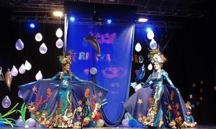 Monesterio celebra un Carnaval colorido y participativo