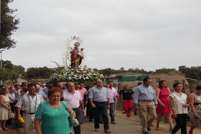 La Cofradía de la Sta. Virgen de Flores, de Bodonal de la Sierra, elegirá nueva Junta de Gobierno este año