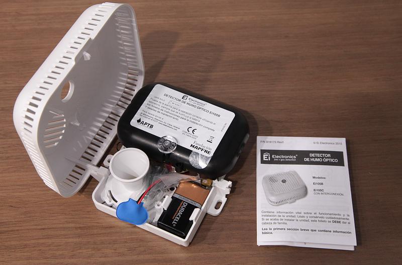 La diputaci n de badajoz instala cientos de detectores de - Detectores de humos ...