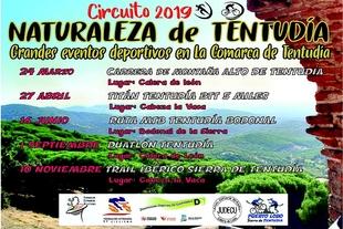`Circuito Tentudía´, grandes eventos deportivos en la Comarca
