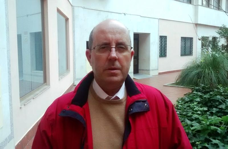 Jesús Corrales, autor del blog sobre Bodonal y otros lugares 'noledigas amimadrequeestoyhaciendofotos. blogspot'