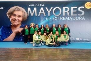 Participación de la Escuela Profesional `Bienvenida I´ en la Feria del Mayor (IFEBA)