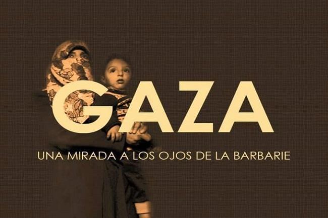 `Con-ciencia Alternativa´ de Fuente de Cantos organiza la proyección del documental `Gaza, una mirada a los ojos de la barbarie´