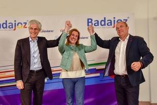 #TD26M: La actual alcaldesa de Fuente de Cantos, Carmen Pagador, volverá a presentarse en las próximas elecciones