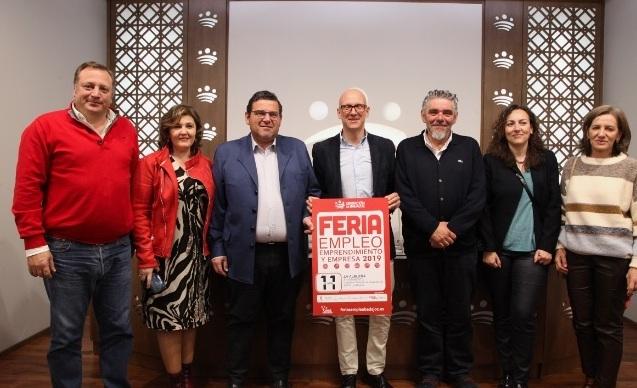 Monesterio acogerá una de las Ferias de Empelo, Emprendimiento y Empresa organizadas por la Diputación