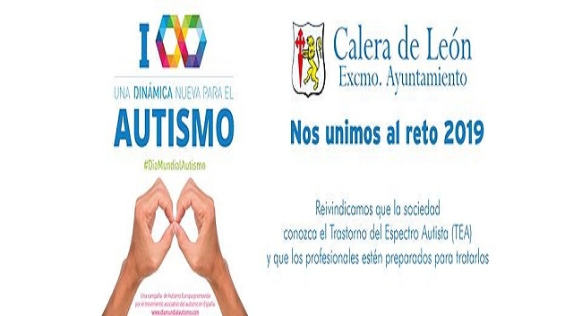 Calera de León se viste de azul para apoyar a las personas con autismo (Programación completa)