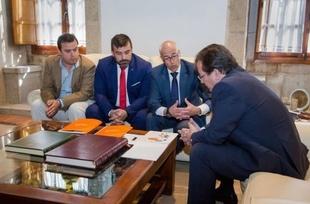 Higuera la Real contará con fibra óptica de la empresa Adamo gracias a una inversión de 8 millones de euros
