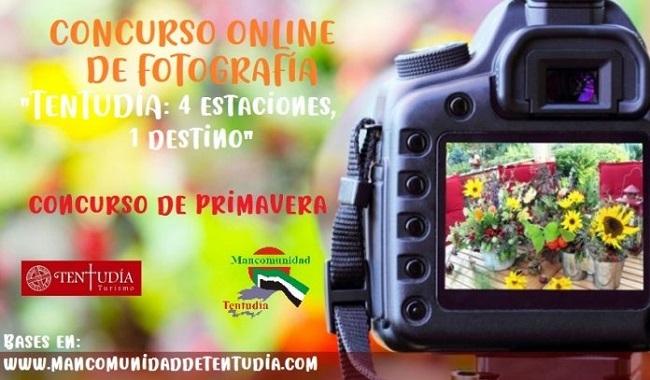 Concurso Online de Fotografía `Tentudía en Primavera´
