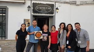 Fuentes de León ha disfrutado de la `IV Ruta de la Tapa Ibérica´ durante el fin de semana