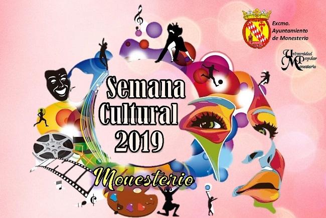Monesterio celebra su Semana Cultural del 22 al 27 de abril