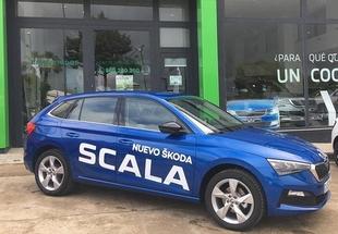Skoda Scala: un Volkswagen Golf de origen checo