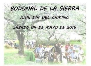 Bonalejos y bonalejas comenzarán el mes de mayo celebrando el `XXIII Día del Camino´