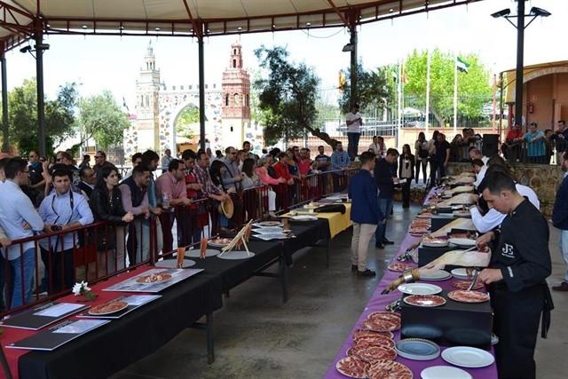 El Salón del Jamón Ibérico de Jerez 2019 celebrará 30 años como escaparate del `manjar´ de la de la dehesa