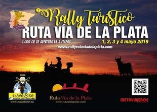 Un centenar de motos recorrerán el II Rally Turístico Vía de la Plata este fin de semana