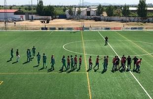 Fuente de Cantos y Monesterio ganan sus partidos de play-off