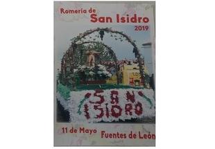 Fuentes de León publica la programación de la Romería en Honor de San Isidro