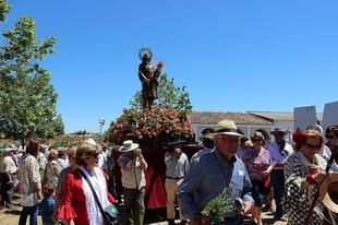 Fuente de Cantos presenta un amplio programa para celebrar la Romería en honor de San Isidro Labrador