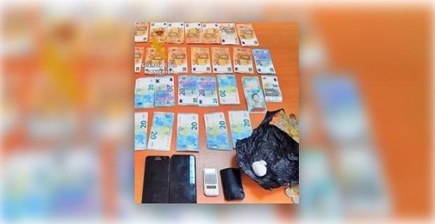 Libertad con cargos para la mujer detenida en Monesterio por tráfico de drogas