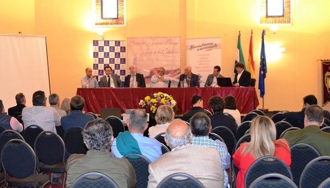 El XXX Salón del Jamón Ibérico de Jerez acoge este viernes sus Jornadas técnicas de gran interés para los profesionales del sector