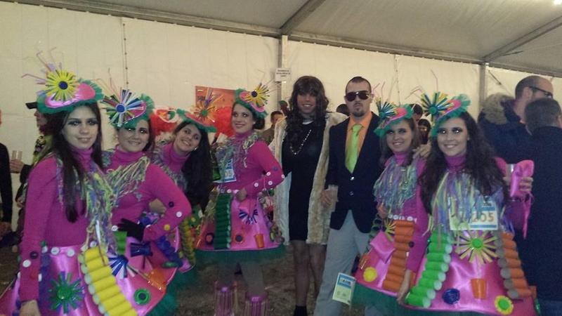 Concurso de disfraces de carnaval en monesterio - Disfrazes para carnavales ...
