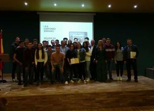 Alumnos de Segura de León y Fregenal premiados en el XIII Concurso Escolar `Día de Europa´